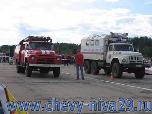 пожарные vs спасатели
